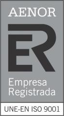 Certificado Aenor ER-1716/2005